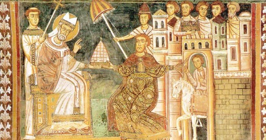 L'editto di  Costantino, un esempio di libertà  religiosa ante litteram