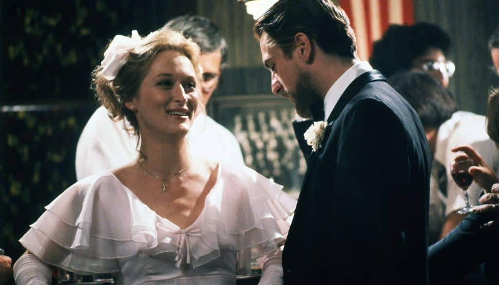 "Meryl Streep e Robert De Niro ne ""Il cacciatore"" - Photo Credits: DiLei"