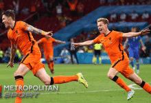 Calcio Olanda-Austria
