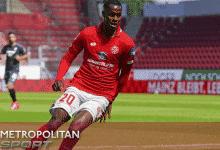 Edimilson Fernandes (Pagina Facebook Equipes EURO 2020)