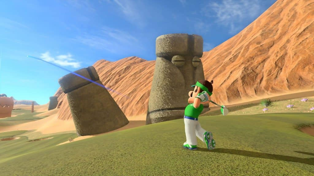 Mario Golf Photo credit: web