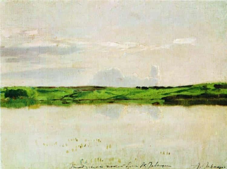 Calm Summer Evening, 1894