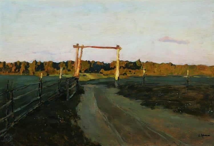 Summer Evening, 1899