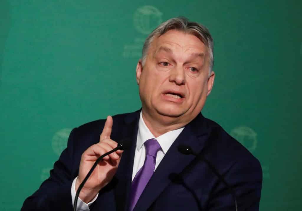 Orban è pronto a lasciare l'UE entro il 2030