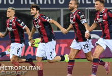 Bologna (Credit foto - Pagina Facebook Bologna FC 1909)