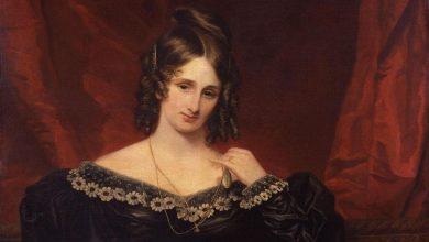 Mary Shelley, fonte edizionio3.com