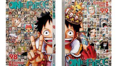ONE PIECE: finalmente la cover in alta qualità e l'uscita del volume 100