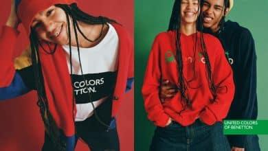 La capsule collection di Ghali lanciata da Benetton alla Milano Fashion Week