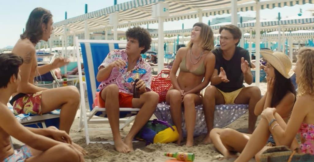 """""""Sotto il sole di Riccione"""": stasera in prima visione la teen comedy dalle atmosfere estive"""