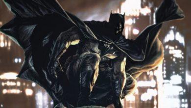 Batman approda a Roma in una 'vacanza' tutta italiana