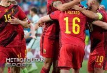 Bielorussia-Belgio, 6° giornata Gruppo E Qualificazioni Mondiali Qatar 2022.