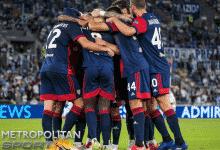 Cagliari Calcio (credit foto - pagina Facebook Cagliari Calcio)