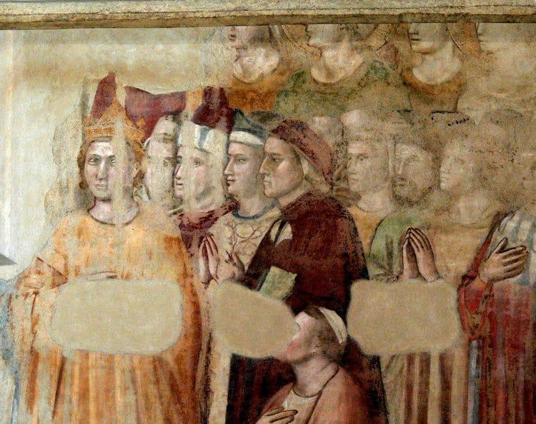 Ritratto di Dante, Giotto, 1321-37_photocredit:anaso,
