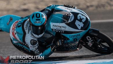 Leopard Racing (Credit foto - pagina Twitter Leopard Racing)