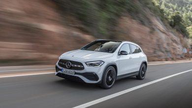 Un look sportivo coniugato con la sicurezza, Mercedes GLA