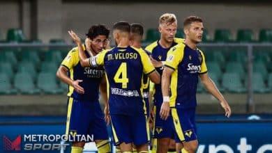 CALCIO - Salernitana-Hellas Verona