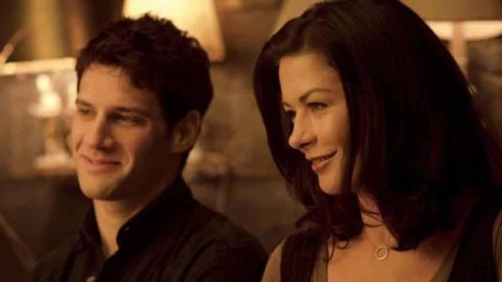 Justin Bartha e Catherine Zeta Jones in