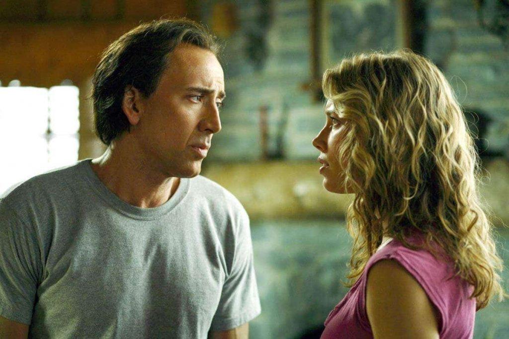 Nicolas Cage e Jessica Biel in