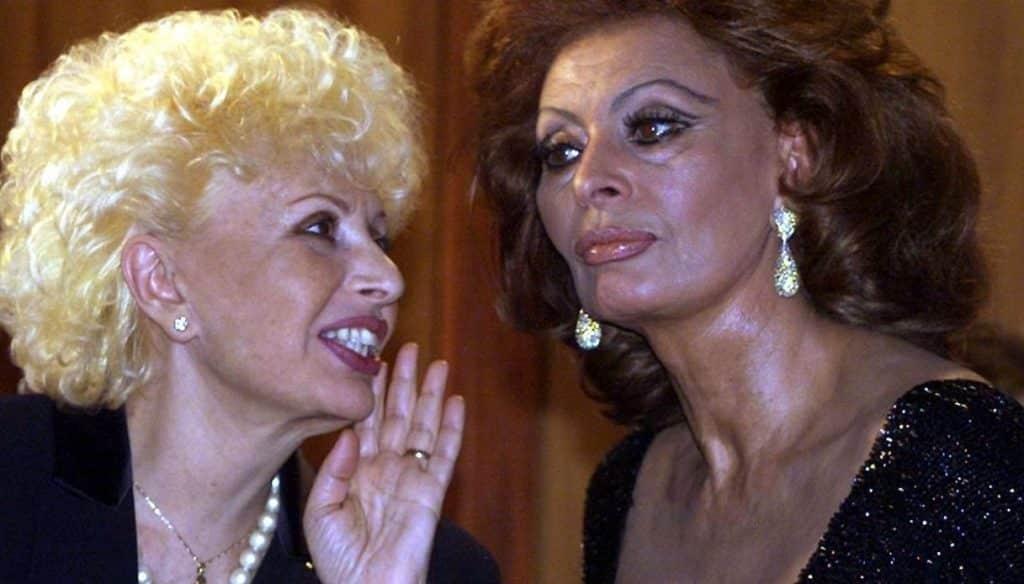 Maria Scicolone, chi è la mamma di Alessandra Mussolini e sorella di Sophia Loren